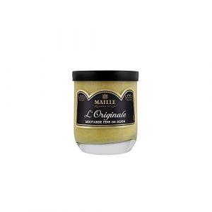 Maille Moutarde Fine de Dijon l'Originale Forte - Verrine 165 g