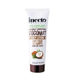 Inecto Naturals Superbly Smoothing Coconut Body Lotion - Lait pour le corps noix de coco