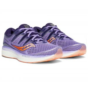 Saucony Triumph ISO 5 W Chaussures running femme Violet - Taille 39