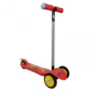 Trottinette Twist Cars 3 roues