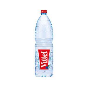 Vittel Eau minérale naturelle - Les 6 bouteilles de 1,5L