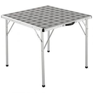 Coleman Table de camping 80 x 80 x 70 cm