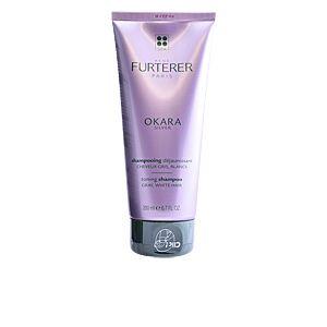 Furterer Okara Silver Shampooing - 200 ml