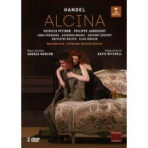 Handel : Alcina (Festival d'Aix-en-Provence 2015)
