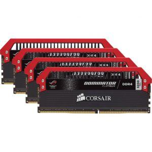 Corsair Dominator Platinum ROG 32 Go (4x 8 Go) DDR4 3200 MHz CL16