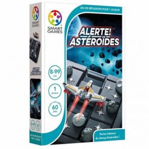 SmartGames Casse-tête Alerte! Astéroïdes