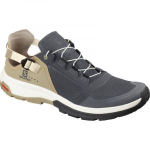 Salomon Sandales Techamphibian 4 - Ebony / Mermaid / Vanilla - Taille EU 43 1/3