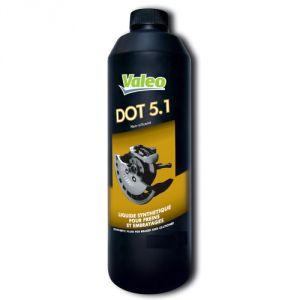 Valeo 402409 - Liquide de freins 5 litres DOT5.1