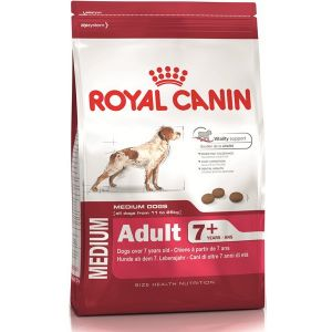 Royal Canin Medium Mature Contenances : 15 kg