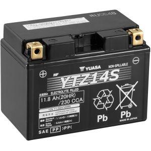 Yuasa Batterie moto YTZ14S