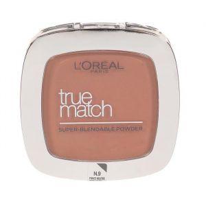 L'Oréal True Match Powder 9n Deep Neutral - Poudre de teint