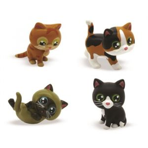 Editions Phidal Chatons mignons - Mini comptines et figurines