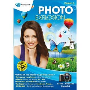 Photo Explosion Deluxe version 6 [Windows]