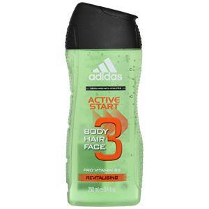 Adidas Active Start - Shampoing douche 3 en 1