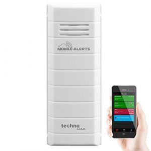 La Crosse Technology Capteur thermique Techno Line Mobile Alerts MA 10100