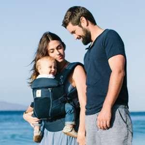 Ergobaby Adapt Cool Air Mesh - Porte bébé 3 positions