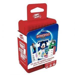 Cartamundi Shuffle - Jeu de cartes - Monopoly Deal Disney