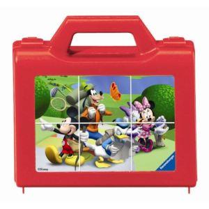 Ravensburger Cubes Mickey en vadrouille 6 pièces
