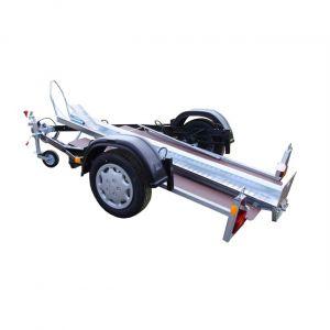 Type-Top Remorque porte 1 moto 500 kg RGW 500