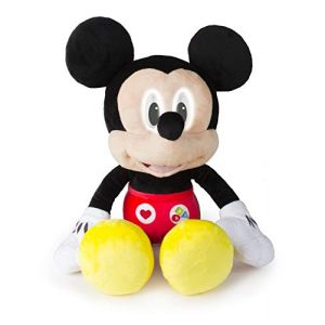 Peluche émotions interactive sonore - Mickey