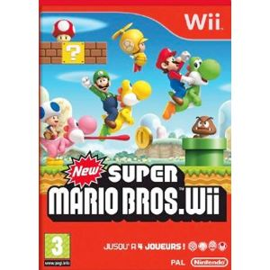 New Super Mario Bros. Wii [Wii]