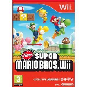 New Super Mario Bros. Wii [Wii]