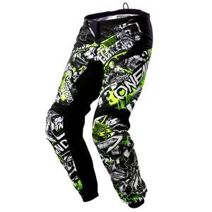 O'neal Element Attack - Pantalon cross noir/jaune
