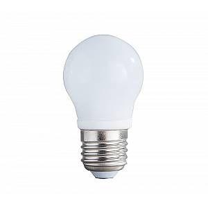 Ampoule LED céramique A45 E27 - 3 W équivalence incandescence 25 W, 220 lm - 3 000 K