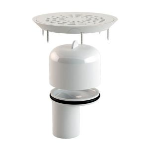 Nicoll Kit grille siphon PMR revetement PVC GSITARPMR