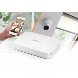 Technaxx TX-49 - Pack de surveillance intérieur Mini Pro HD
