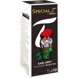 Nestlé Capsules Special.T Thé Noir Earl Grey x10