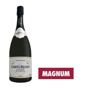 GH MARTEL Comte de Béligny Champagne - Blanc de Blancs - 1,5 l - GH MARTEL Comté de Béligny Champagne - Blanc de Blancs - 1,5 l