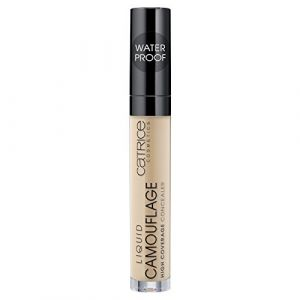 Catrice Liquid Camouflage High Coverage Concealer N° 015 Honey