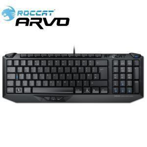 Roccat Arvo - Clavier Gamer rétroéclairé filaire USB