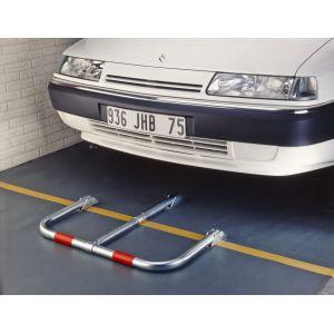 Mottez B310P - Barrière de parking rabattable