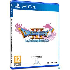 Dragon Quest XI : Les Combattants de la Destinée sur PS4