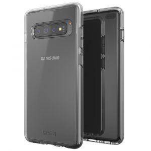 Gear4 Crystal Palace Transparent Galaxy S10+