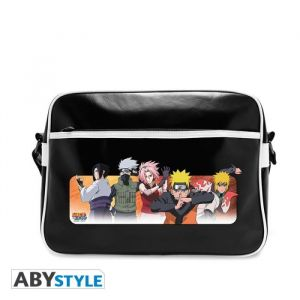 Abystyle Naruto Shippuden - Sac Besace Groupe gentils - Vinyle