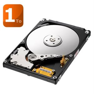 "Samsung HN-M101MBB - Disque dur interne SpinPoint M8 1 To 2.5"" SATA II 5400 rpm"