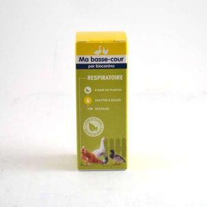Biocanina Complément Alimentaire Respiratoire Pour Volailles - Ma Basse-Cour - 30 ml