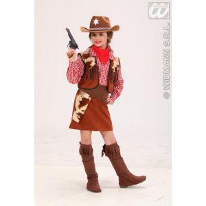 Widmann Déguisement de cowgirl enfant