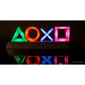 Abysse Corp Lampe USB - Symbole PlayStation