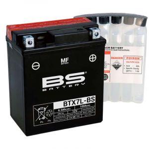 BS Battery Batterie BTX7L-BS 12V 6Ah