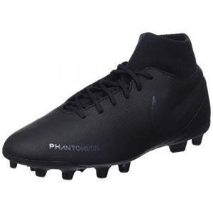 Nike Phantom Vsn Club DF FG/MG, Chaussures de Fitness Mixte Adulte, Noir Black 001, 42 EU