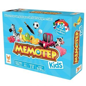 Topi games Memotep Kids