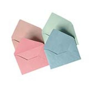 Mystbrand 1000 enveloppes élection 9 x 14 cm (60 g)