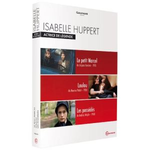 Coffret Actrice de Légende : Isabelle Huppert