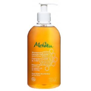 Melvita Shampooing lavages fréquents - 500 ml
