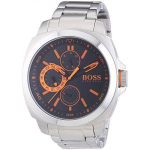 Hugo Boss 1513117 - Montre pour homme avec bracelet en acier
