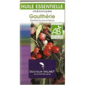 Docteur Valnet Huile essentielle gaulthérie bio, 10 ml